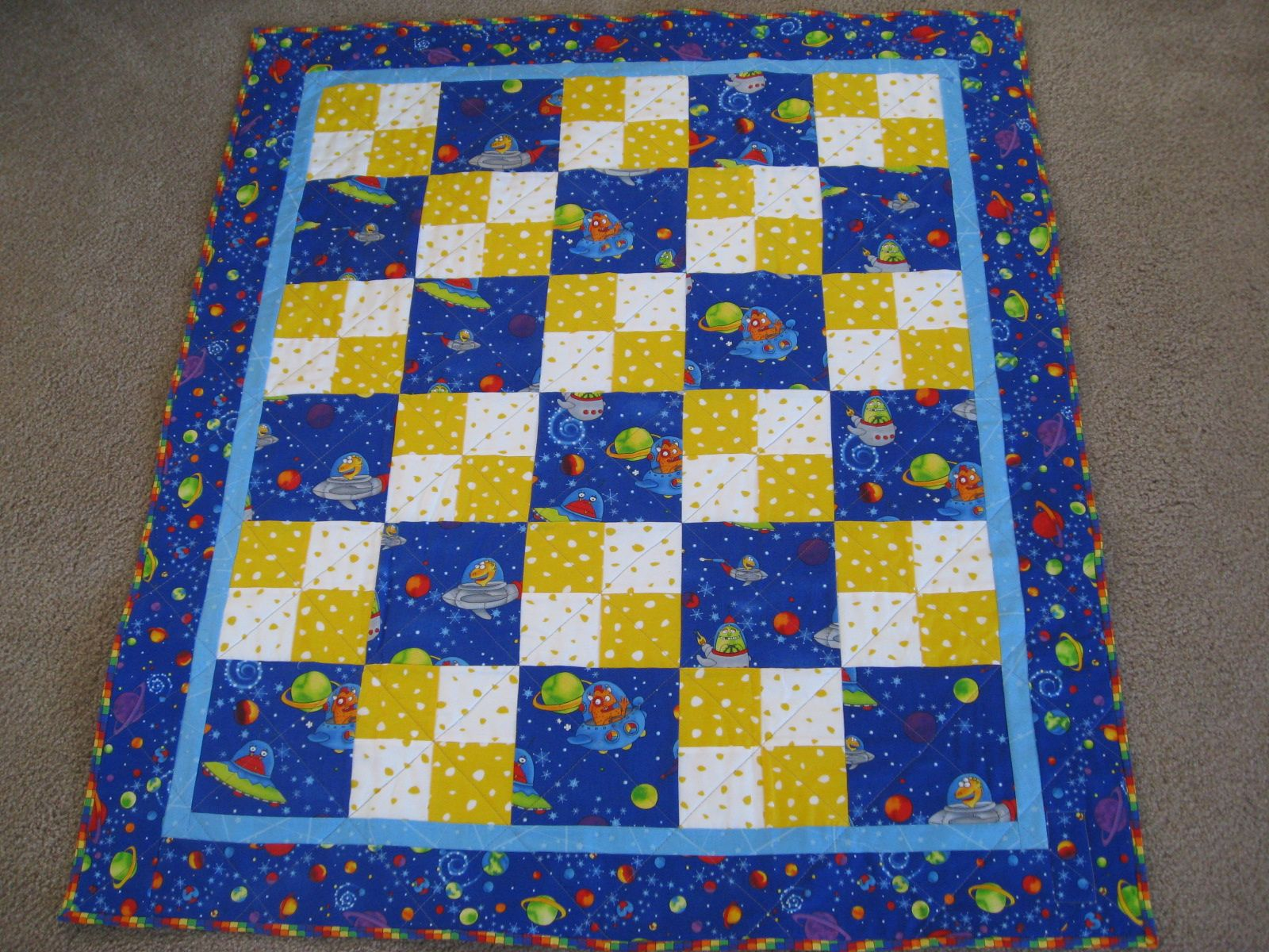 2009 Finished Quilts – Stitching Circle : quilting with kids - Adamdwight.com