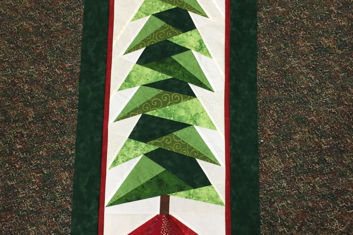 christmas tree wall hanging - Wall Hanging Christmas Tree